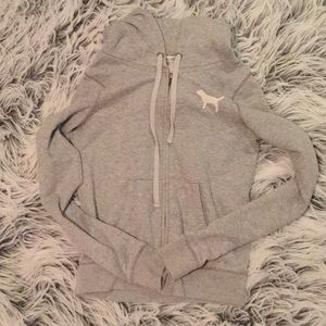 VS PINK Zip-Up Hoodie